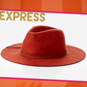 🆕Express Orange Fedora